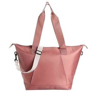 Handbags - Dusty rose gym/yoga bag NWT